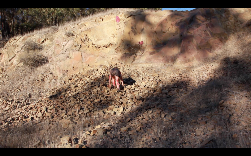 ivy cliff climb
