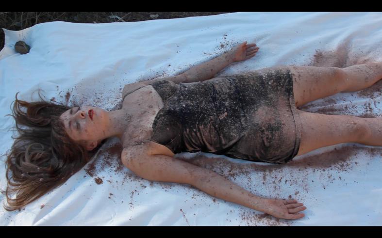 ivy sheet powdered slip