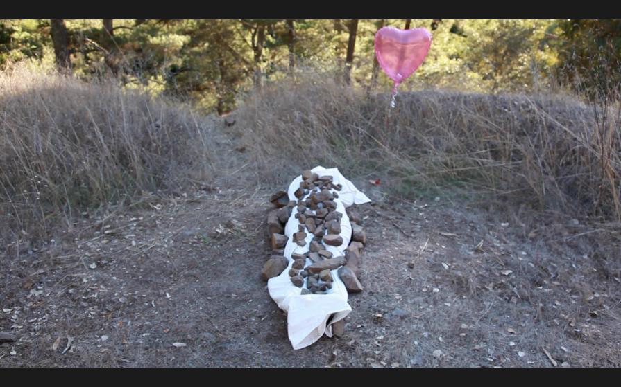 ivy silueta balloon